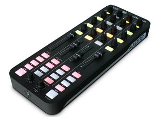 Portable DJ Controller War