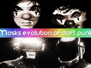 วิวัฒนาการของ Daft Punk ที่อาจทำให้คุณตกใจ!!