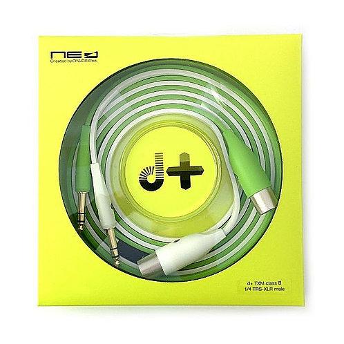 Neo d+ XLR/TXM Class B Cable (Green)