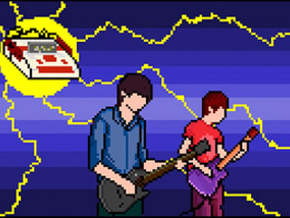 Nintendocore..ดนตรีที่ถูกปลุกปั้นด้วยพลังเกมเมอร์!!