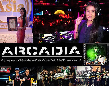 Acradia ที่พี่เมฆ a.k.a DJ Machina สมาชิกคลาส เบสิค โปรดิวเซอร์ ได้เข้าร่วมเป็น1ใน3 ดีเจไทยที่ได้รับคัดเลือก (อีกสองท่านคือ พี่ซี๊ด นรเศรษฐ กับพี่โต้ สุหฤท สยามวาลา) ได้ร่วมเล่นในงาน Acradia (SPIDER STAGE)