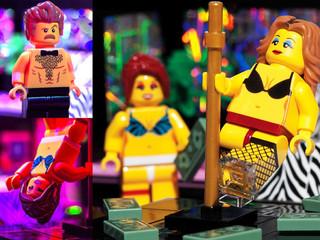 เลโก้ปั๊กปง!! ครั้งแรกกับเลโก้ติดเรท