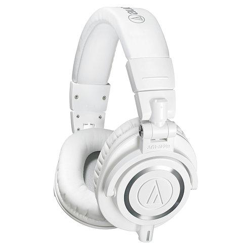 Audio-Technica: ATH-M50X (White)