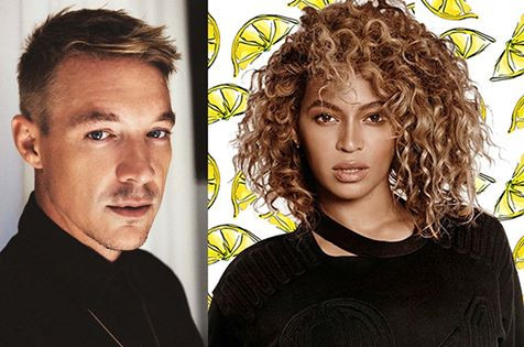Diplo ถูกเรียกมาช่วย Beyoncé