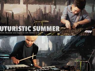 "Futuristic Summer"" ปิดเทอมนี้..พาตัวเองมาสัมผัสดนตรีแห่งอนาคต!!"