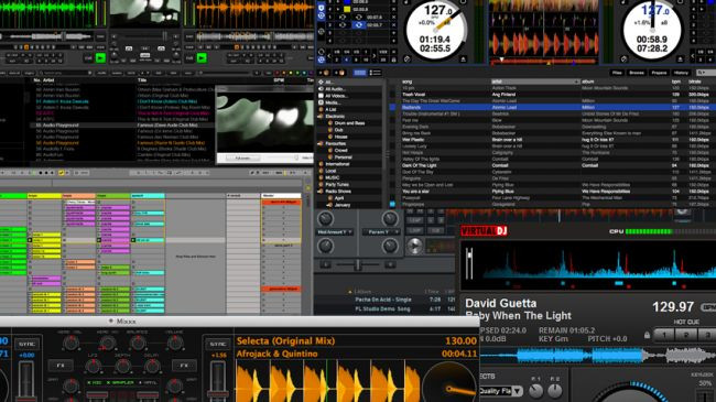DJ Software Update 2015