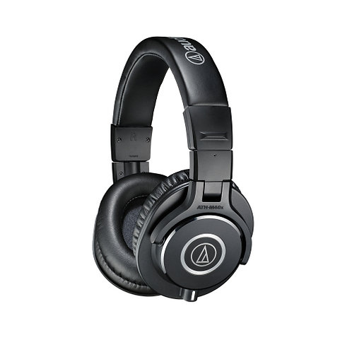 Audio-Technica: ATH-M50X (Black)