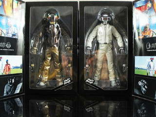 DAFT PUNK TOYS COLLECTION