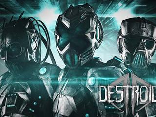 """Destroid"" เมื่อสุดยอดนักดนตรีมารวมตัวกันเพื่อ..กลายร่างเป็นจักรกลต่างดาว!!"