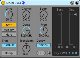 เจาะลึก Ableton Live10 (Drum Buss)