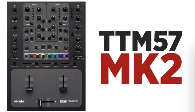 Rane: TTM57 MK2