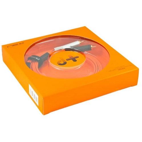 Neo d+ RCA Class A Cable ( Orange/Black )