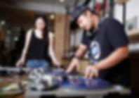ภาพบรรยากาศการเรียน ตอร์ส Beginner DJ with Serato DJ สอนDJด้วยโปรแกรม Serato DJ สอนการ Scratcing สอนการเล่นอุปกรณ์ Turntable
