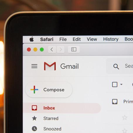 Revisar mails, planazo de domingo