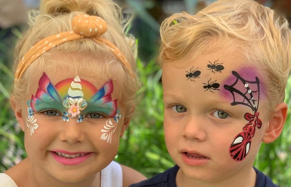Face Painting Brisbane Image6