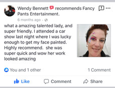 Face Painting Brisbane 0416955265 Review