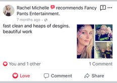 Face Painting Brisbane 0416955265Review