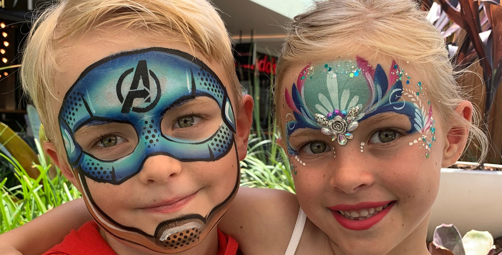Face Painting Brisbane Image8