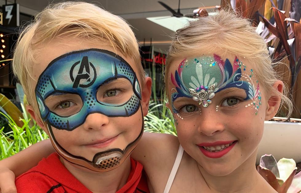 Face Painting Brisbane Image8