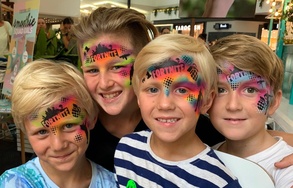 Face Painting Brisbane Image 10