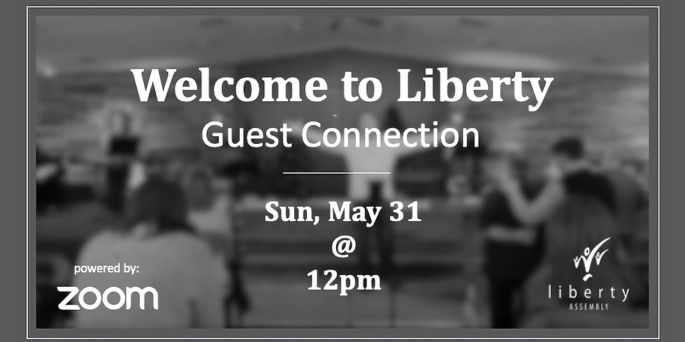 Welcome to Liberty Guest Connection