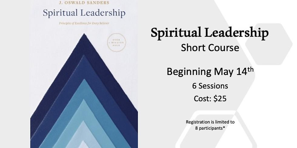 Spiritual Leadership Short Course