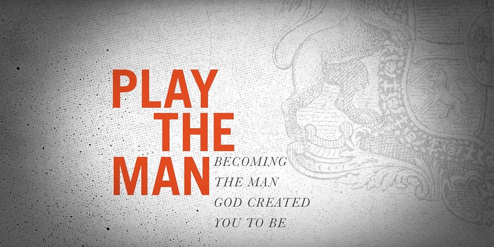Men's Group (Play the Man)