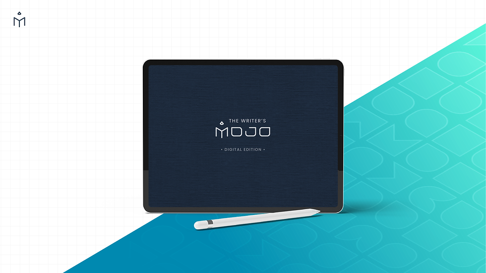 The Writer's MoJo - Digital Edition