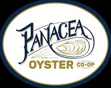 Panacea Oyster Co-op logo.png