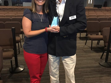2017 TalTech Alliance Chairman's Award