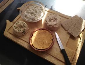 Fromages végétaux #vegan cheese