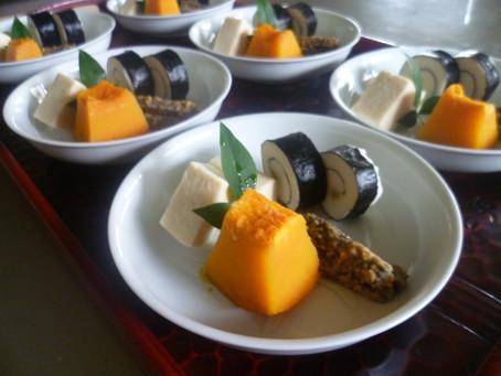 Shôjin Ryôri, la voie de la cuisine