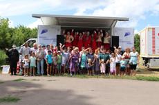 Национальный проект «Культура» меняет жизнь подгоренцев