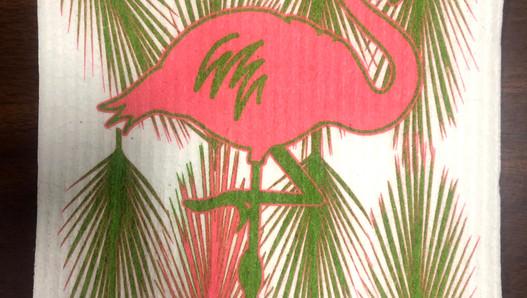 Wet it! Flamingo $6.35