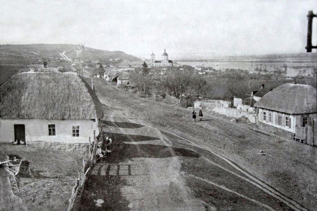 с. Костомарово 1932 год