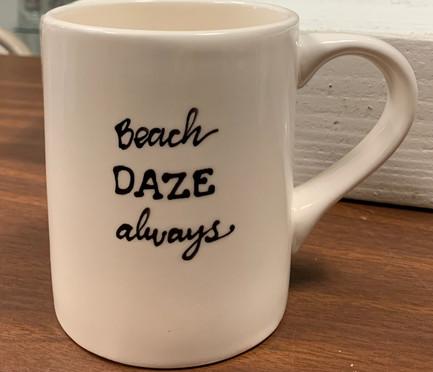Back Coronado Mug Beach Daze