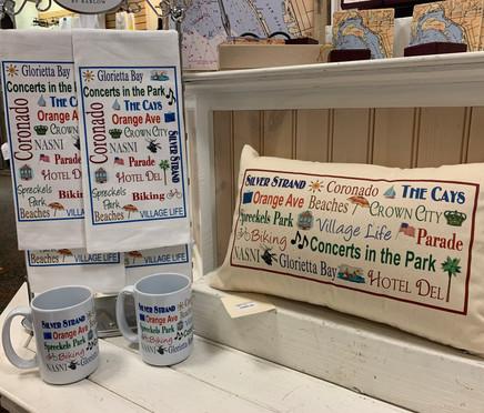 Coronado Places Items