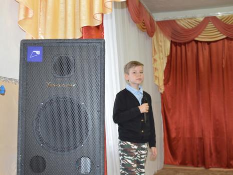 """Благодаря нацпроекту """"Культура"""" в Детской школе искусств появилось новое звуковое оборудование"""