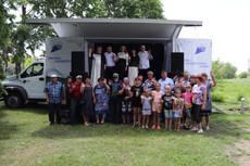 «Поезд здоровья» побывал в Витебском сельском поселении