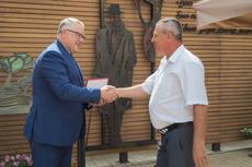 Звание «Заслуженного работника культуры Воронежской области» получил Вадим Семернин