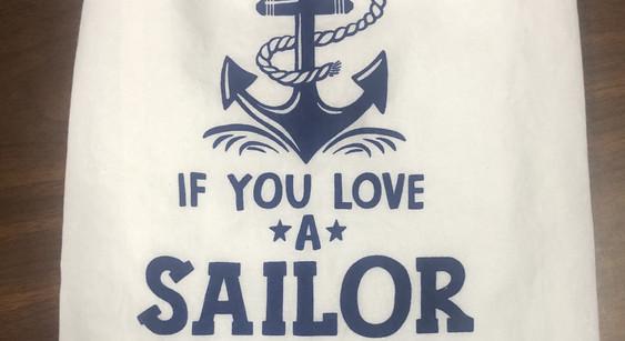 Sailor Towel $8.50