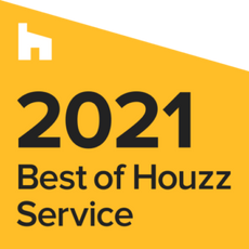 Award - Best of Houzz Service 2021