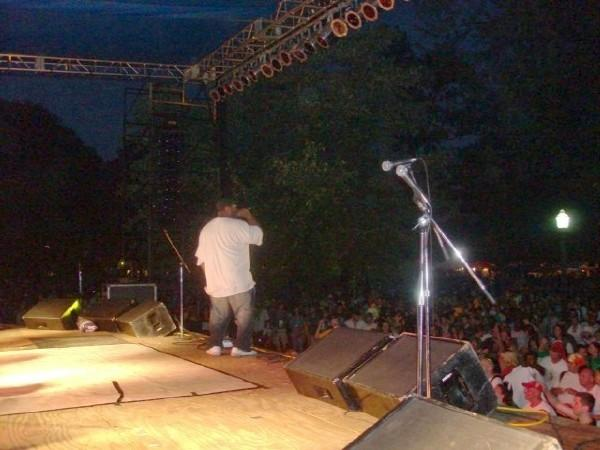 Jai Carey at ComFest