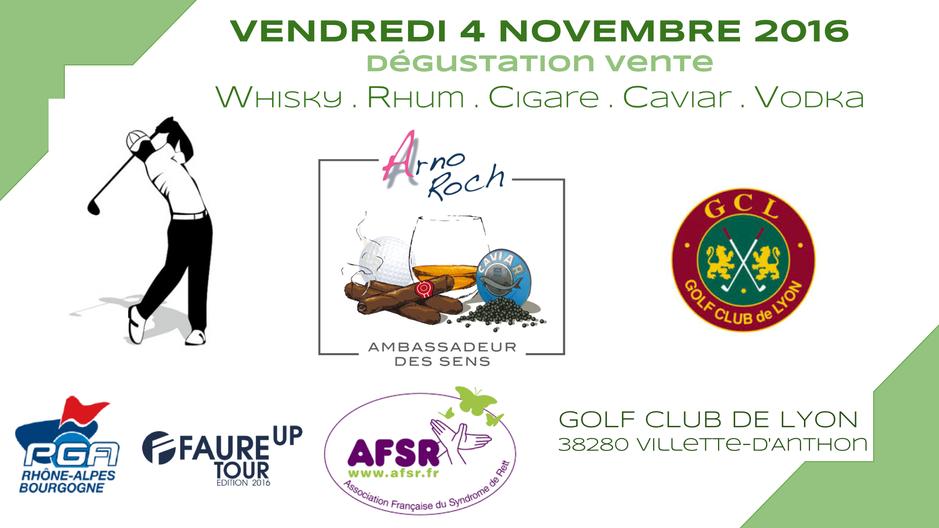 Programme - 2 dates - 2 events - 2 golfs