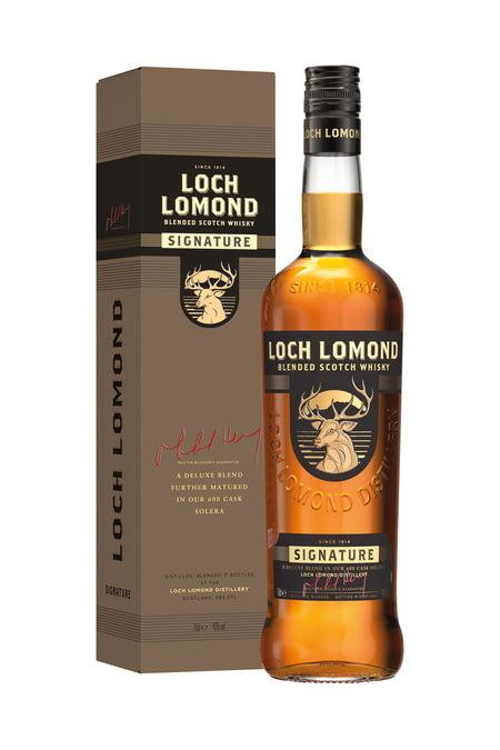 Loch Lomond Signature