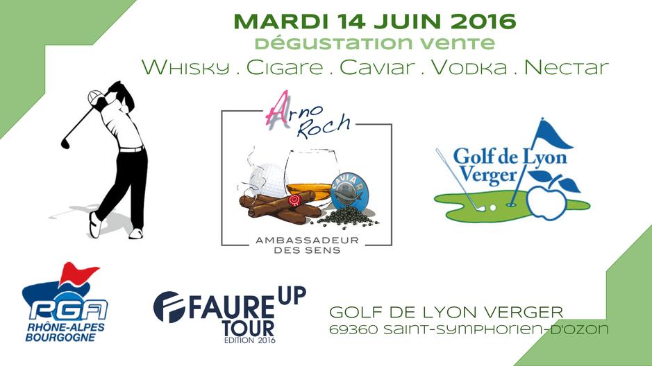 Golf de Lyon Verger - Faure Up Tour - Pga Rhône-Alpes Bourgogne