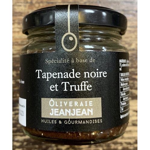 Tapenade Noire et Truffe
