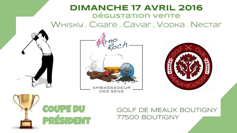 Golf de Meaux Boutigny - Coupe du Président