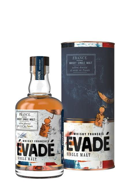 Evadé Single Malt Whisky Français