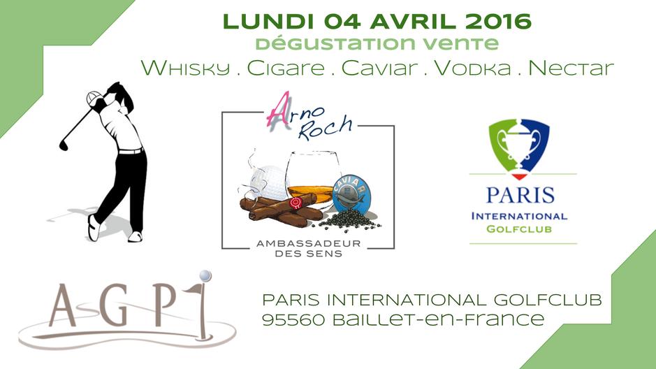 Golf de Paris International Golfclub - AGPI